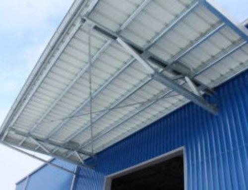 Завершено строительство производственного здания в Сумской области