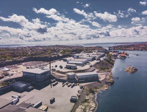 LLENTAB та одна з найбільших шведських компаній з виробництва морепродуктів об'єднали зусилля щоб завершити екологічний проект в Швеції