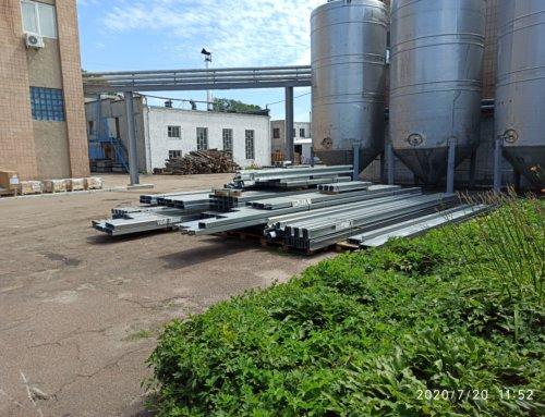 Пивоварня для Черкаського виробника пива та мінеральних вод