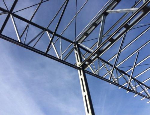 ЛЛЕНТАБ УКРАЇНА закінчила будівництво сталевої будівлі у Молдові