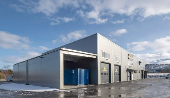 Logistics and Storage Buildings